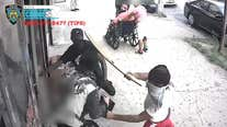 Man slashed and beaten outside Bronx deli
