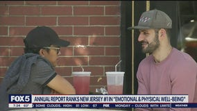 NJ among happiest states
