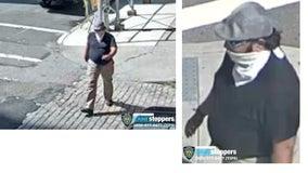 NYPD: Man scrawled racist, anti-Semitic graffiti on NYU building