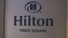 Hilton Times Square to close as coronavirus devastates tourism