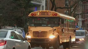 NYC school bus service will be ready to go for in-person classes