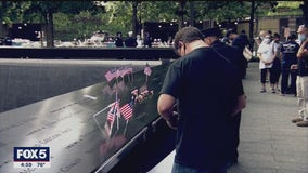 Victims remembered at 9/11 Memorial Ceremony