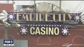 Casinos in New York allowed to reopen