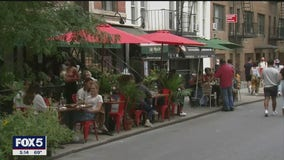 NYC restaurants can add a 10 percent 'coronavirus' surcharge