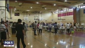 Poll Hero Project recruiting young poll workers for Election Day