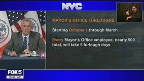 Mayor announces City Hall staffing furloughs