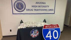 K9 nabs $4 million in meth during traffic stop