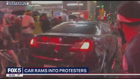 Rally for Daniel Prude held in Times Square