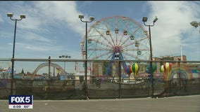 Coney Island businesses making last-ditch effort to reopen before season ends