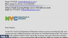 Some NYC parents still waiting for promised childcare slots