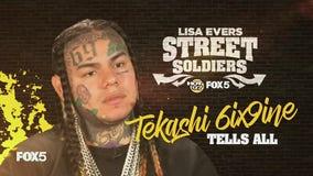 Tekashi 6ix9ine Tells All - [STREET SOLDIERS]