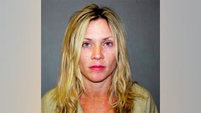 Former Melrose Place actress Amy Locane headed back to prison