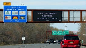 Tolls to increase on NJ's three major highways Sunday