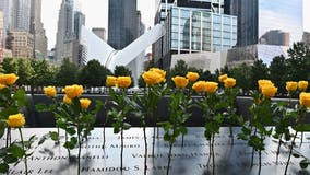 America remembers 9/11; virus alters familiar tributes