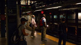 Subway, bus riders face $50 fine for refusing to wear a mask
