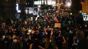 NYC to sue Trump administration over anarchist designation