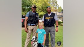 Deputies help reunite missing Dalmatian with Georgia family