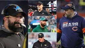 Adam Gase, Doug Marrone, Dan Quinn among NFL coaches sitting on hot seats