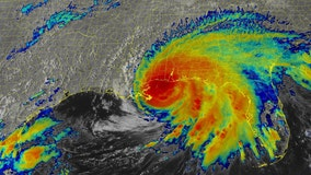 Hurricane Sally makes landfall in Alabama with historic flooding likely