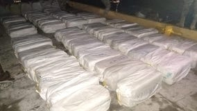 3 tons of cocaine headed for New York City seized off Mexican coast