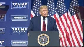 Trump unveils 'Platinum Plan' for Black Americans at campaign event in Atlanta