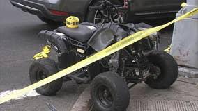 Man riding ATV killed in Harlem collision