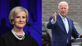 Cindy McCain rebukes fellow Republican Trump to back Biden for president