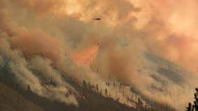 High alert: Deadly Northwest fires burn hundreds of homes