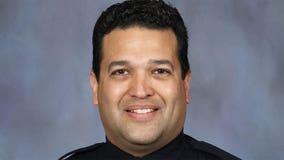Police officer dies 2 weeks after he was shot in line of duty