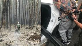 Oregon deputies arrest 21 people for looting, trespassing in wildfire evacuation zones