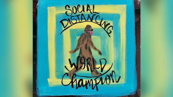 North Carolina town declares Bigfoot 'world's social distancing champion'