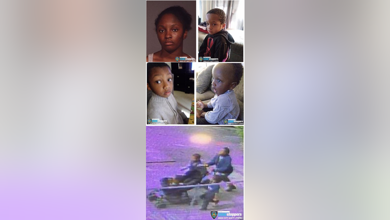 Amber Alert Canceled For 3 Missing Children In Brooklyn