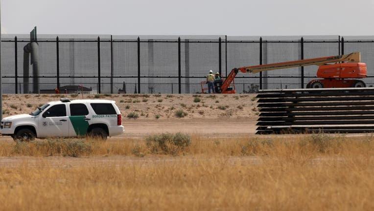 WINNING! Contract for 40 new miles of Border Wall awarded. (fox5ny.com)