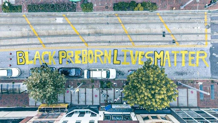 black preborn lives matter