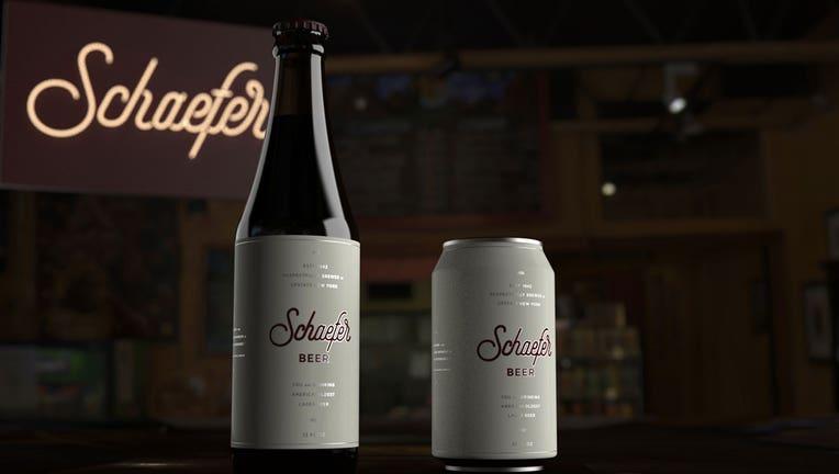 Shaefer Beer