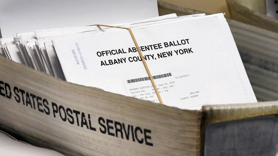 AP NY ABSENTEE BALLOTS 2 - How To Get An Absentee Ballot In Westchester Ny