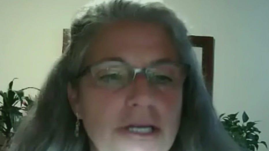 Former NYPD Chief Joanna Jaffe.