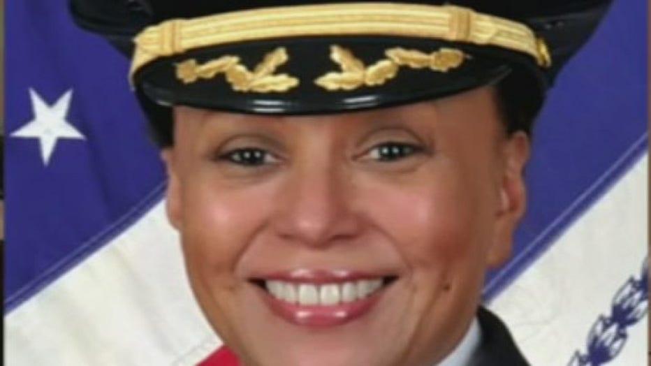 Chief Nilda Hofmann