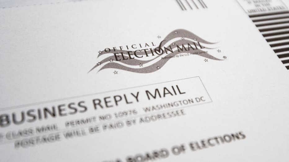 GETTY Mail in Ballot
