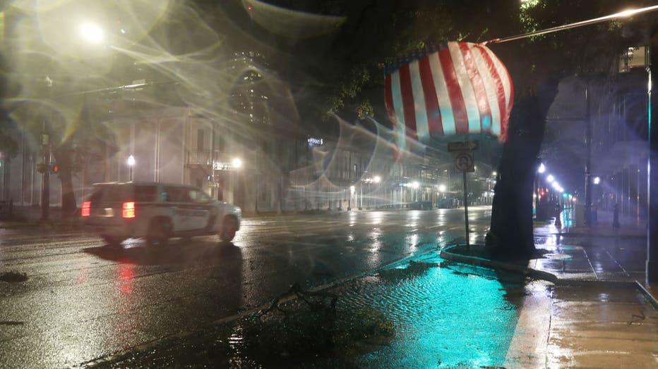 85359c82-Hurricane Sally Makes Landfall On Gulf Coast