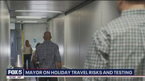 Don't travel for the holidays