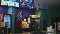 Movie theaters reopen in some parts of New York