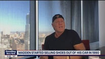 Steve Madden opens up