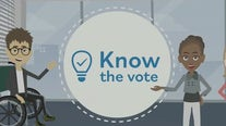 What is Know the Vote app?