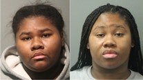 Sisters allegedly hold down, stab security guard 27 times after being told to wear masks
