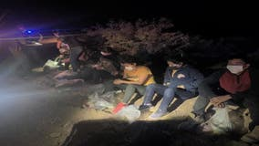 Car smuggling 10 immigrants into U.S. stopped by Border Patrol