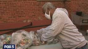 Queens food pantry for veterans expands to help many more