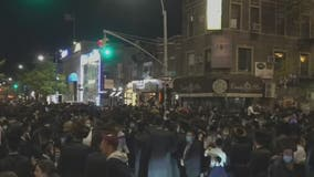Journalist says Brooklyn protesters assaulted him; no arrests