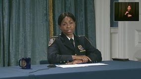 NYPD's Juanita Holmes named first woman Chief of Patrol