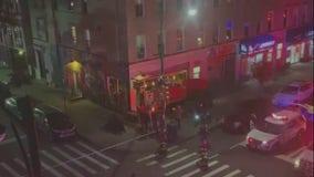 Gunmen open fire from car into crowd in Brooklyn injuring 5, killing 1